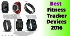 The Best Fitness Tracker Devices 2016