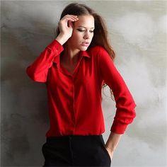 Женская блуза для офиса!