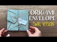 New Origami Envelope Money Ideas Diy Origami, Origami Envelope Easy, Origami Cards, Origami Mobile, Origami Wedding, Origami And Kirigami, Origami Ball, Useful Origami, Origami Paper