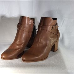 Brand new Kenneth Cole Reaction booties Stunning Kenneth Cole Reaction booties. Brand new never used. I do have the box but will ship without the box due to the weight constraint. Firm. No offers. Kenneth Cole Reaction Shoes Ankle Boots & Booties