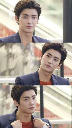 Park Hyung Sik. Happiness x3.