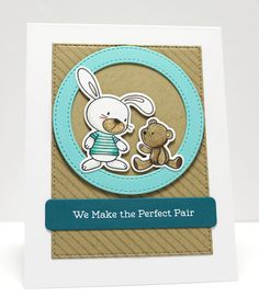 Snuggle Bunnies, Snuggle Bunnies Die-namics, Stitched Circle Frames Die-namics, Diagonal Stripes Background, Stitched Rectangle STAX Die-namics, Blueprints 24 Die-namics - Jody Morrow  #mftstamps