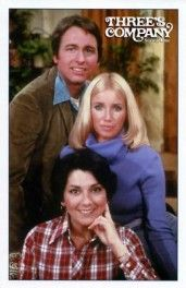 Threes Company poster on sale at theposterdepot. Poster sizes for all occasions. Threes Company Poster for sale. John Ritter, Nostalgia, Three's Company, Old Shows, Cinema, My Childhood Memories, 1980s Childhood, Childhood Movies, Sweet Memories