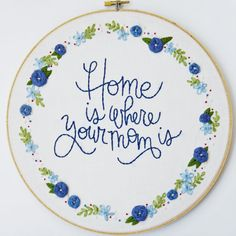 Home Is Where Your Mom Is PDF Download Hand por KnottyDickens                                                                                                                                                                                 Más