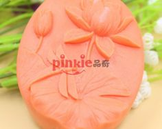 Lotus Flower  Dragonfly Shaped  DIY Soap mold silicone molds silica gel mould handmade silicone soap mold