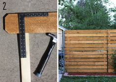 How To: A Smart Solution for Covering an Ugly, Existing Chain Link Fence - Modern Design Chain Link Fence Cover, Chain Link Fence Privacy, Chain Fence, Diy Privacy Fence, Fence Panels, Diy Backyard Fence, Diy Fence, Fence Ideas, Backyard Plants