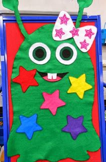 Storytime with Miss Tara and Friends:Star Monster