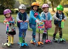 scooting kids - Google Search