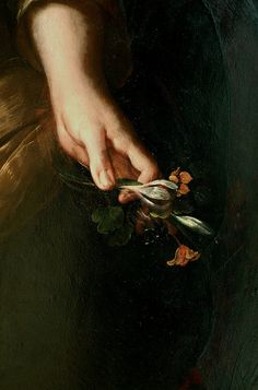 Giulio Cesare Procaccini, Rest on the Flight to Egypt (detail)