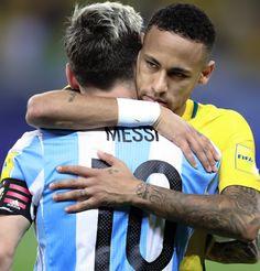 Ney & Messi