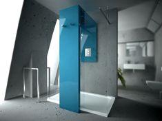 Monolite Radiator Shower Combo by Brandoni
