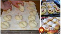 Už nepotrebujete žiadne iné recepty: Jedno cesto na najlepšie šišky, buchty, koláče aj sladké knedle! Czech Recipes, Ethnic Recipes, Thing 1, Pavlova, Mashed Potatoes, Cheesecake, Muffin, Good Food, Brunch