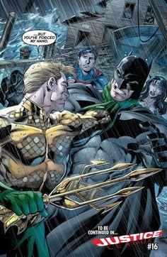 beriku-- yeah!! Go Aquaman!!!!