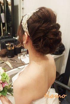 e23c4a7a49ea3 『白無垢からウエディングドレスへ大変身…』 ドレスバックレス