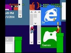 Windows 8.1 Super Mario World (SMW) Hack