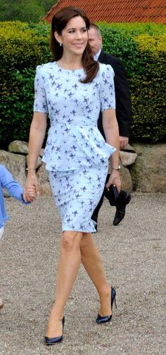 H.R.H. Crown Princess Mary of Denmark | The 2013 International Best-Dressed Ballot | Vanity Fair