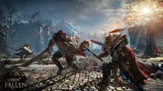 """Lords of the Fallen Difficulty Will be """"Scalable"""", Can Return to Previous Areas After Completion 