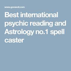 Best international psychic reading and Astrology spell caster Lost Love Spells, Spell Caster, Romance And Love, Spelling, Professor, Astrology, Reading, Health, Teacher