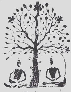 Bodhi Tree Tattoo- I want a cool-ass tree to cover a tat.