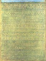 Highway and Byways 1929 Paul Klee Paintings & Artwork Gallery in Chronological Order