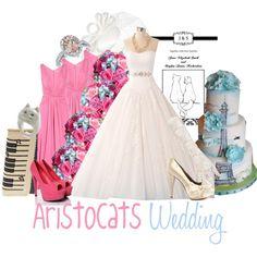 Aristocats Wedding - Polyvore