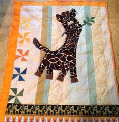 Made by Irmgard Crafts To Make, Arts And Crafts, Quilts, Blanket, Comforters, Blankets, Patch Quilt, Artesanato, Kilts
