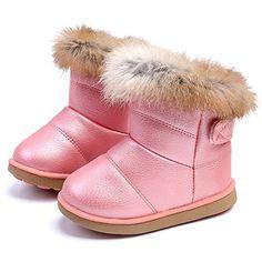 CIOR Girls' Winter Snow Boots Outdoor Fashion Warm Fur Bo... https://www.amazon.com/dp/B01LXVBRE9/ref=cm_sw_r_pi_dp_x_FG4bzbG27V47Z