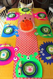 CREATE STUDIO: A Neon Silly Monster Birthday Party