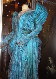 "From ""Into the Woods"" (2014) worn by Meryl Streep as Witch design by Colleen Atwood"