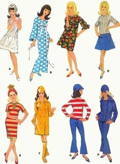 ~ Vintage McCalls 8531 Barbie Francie Doll Clothes Pattern For Doll ~ Sewing Doll Clothes, Doll Clothes Barbie, Sewing Dolls, Doll Clothes Patterns, Doll Patterns, Clothing Patterns, Barbie Dolls, Barbie Stuff, Mod Clothing