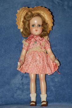 "14"" Very Pretty Vintage Arranbee Nancy Lee Doll All Original"