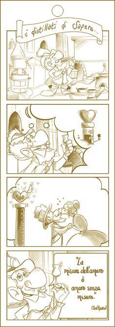IL SEGNALIBRO – Berola Distillati | Distillati di Sapere - Serie Frasi d'Amore