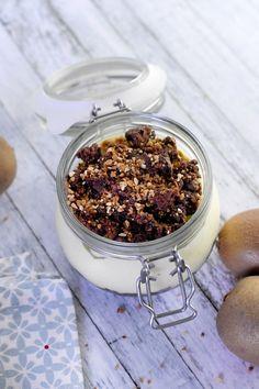 Tiramisu brownie-kiwi : Recette de Tiramisu brownie-kiwi - Marmiton
