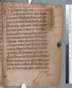 Llyfrgell Genedlaethol Cymru - The National Library of Wales: Services History Of Wales, Virtual Museum, Cymru, Ultra Violet, The Past, Blog, Medieval, Dating, Gothic