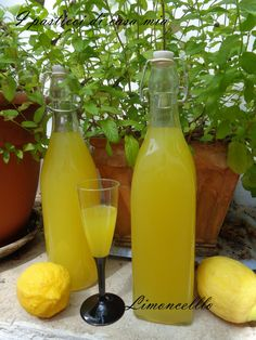 Lemon-Infused Vodka (Limoncello) Recipe — Dishmaps