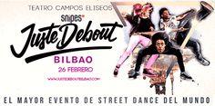 Snipes Juste Debout Bilbao 2017 | Teatro Campos Elíseos Bilbao