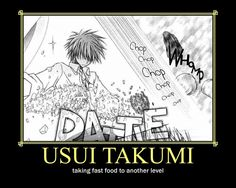 Usui Takumi by TheRedruby.deviantart.com on @deviantART