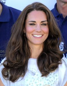 "FULL BLOWOUT While at a polo match in Santa Barbara, CA on July 9th, she went for a voluminous version of her signature style. To get a similar look, ""start blow drying your hair after letting it air dry. 80% and use real bristle brush."" her stylist Richard Ward tells Us Weekly."