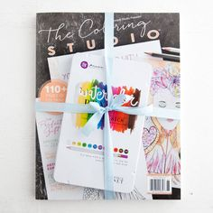 Sneak a Peek inside The Coloring Studio + A Giveaway