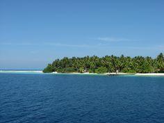 Guarda che bella isola!!