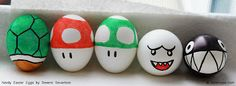 Great Geeky Easter Eggs!