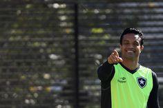 """BotafogoDePrimeira: Após 40 dias, Dudu Cearense fica à disposição: """"To..."""