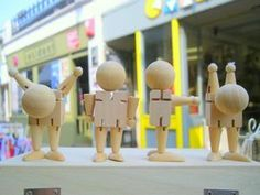 Cute Articulated Toys
