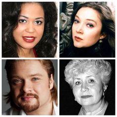 Zhanna Alkhazova (Soprano), Susana Poretsky (Mezzo-Soprano), and Viktor Antipenko (Tenor), and Vera Danchenko-Stern (Piano).