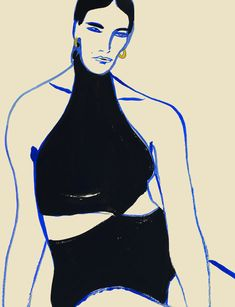 Different Strokes: From Paint to Swimsuits | The Line