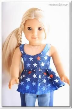 DIY Tutorial DIY Dolls / How to make boots for your American Girl Doll - Bead&Cord