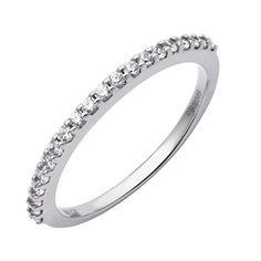 14k Gold Wedding Diamond Band Ring (1/4 Carat) >>> For more information, visit image link.