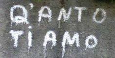 'Amori grammaticalmente scorretti', su Facebook gli strafalcioni nella frasi d'amore su strade e muri