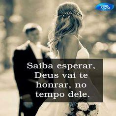 Esperar em Deus!