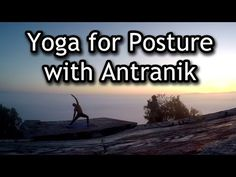 35 Minute Yoga Video for Posture with Antranik (Free Yoga Class) - YouTube
